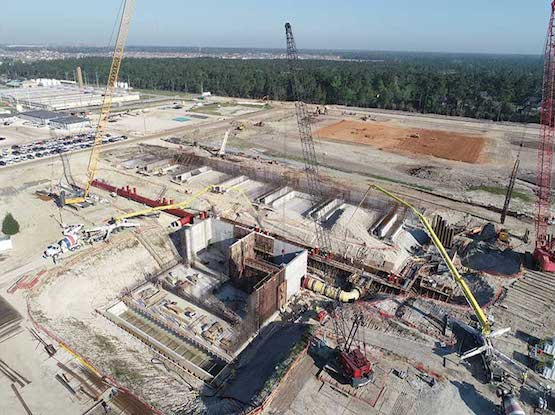 Northeast Water Purification Plant Expansion (NEWPP North Plant): Houston, TX